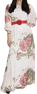 Women's Mlbas_139-$P Scrunchy Sleeve Dress