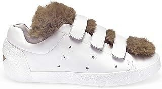ASH Women's Nitro Fur Sneaker