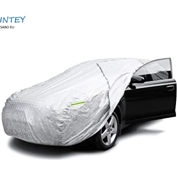 Invierno Renault Clio 05 Car Cover Uv Resistente A La Lluvia Impermeable Nieve Frost Polvo