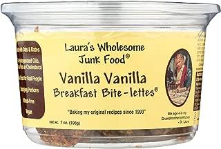 Lauras Wholesome Junk Food Breakfast, Lemon Bite-Lette, Vanila