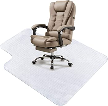Placoot PVC Strong Impact Resistance Office Chair Mat