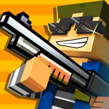 Cops N Robbers  FPS  - Mine Mini Game With Survival Multiplayer Free