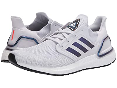 adidas Running Ultraboost 20 (Dash Grey/Boost Blue Violet Metallic/Core Black) Women