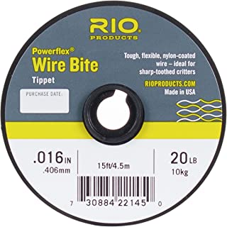 knotable fishing wire