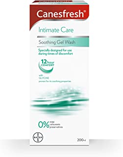 Canesfresh Soothing Intimate Hygiene Wash Gel, 200ml from