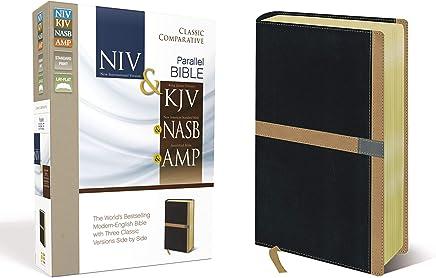 Amazon com: parallel bible