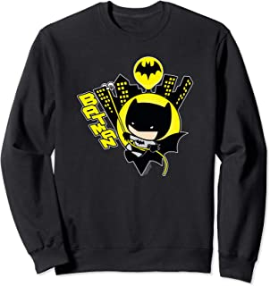DC Comics Chibi Batman Swinging Sweatshirt