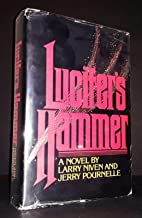 LUCIFER'S HAMMER by LARRY NIVEN and JERRY POURNELLE HCDJ FIRST ED / FIRST PRINT