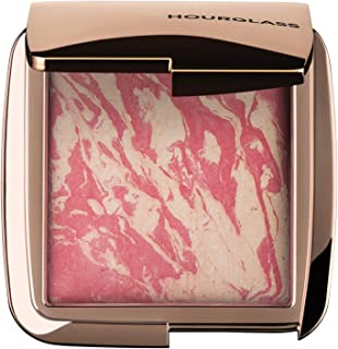 Hourglass Ambient Lighting Blush in Diffused Heat. Vibrant Powder Highlighting Blush. Vegan and Cruelty-Free.