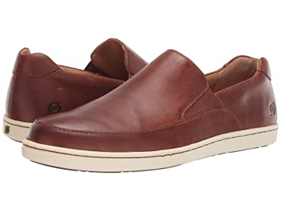 Born Aleksander (Tan Full Grain Leather) Men