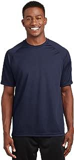 Men's Dry Zone Short Sleeve Raglan T Shirt
