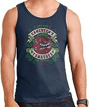 Attack of The Killer Tomatoes Doctor Gangreens GM Tomatoes Men's Vest