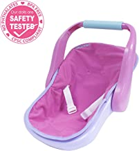 JC TOYS ADJUSTABLE CARRIER – Converts from  Rocking Baby Carrier to Feeding Seat  – Perfect for Children 2+