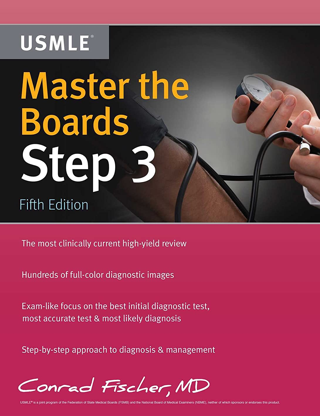 導入するシェフ十分にMaster the Boards USMLE Step 3 (English Edition)