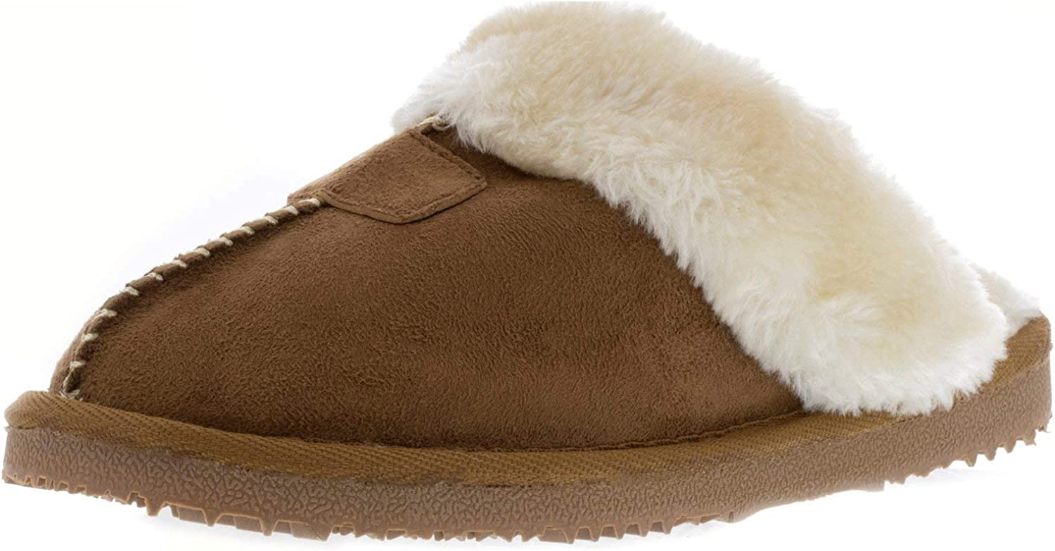 Nonslip Tread Cozy Kreated Equal Ultra Cozy Faux Fur Colette Slipper