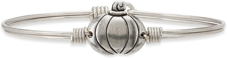 Luca + Danni | Pumpkin Bangle Bracelet For Women Made in USA