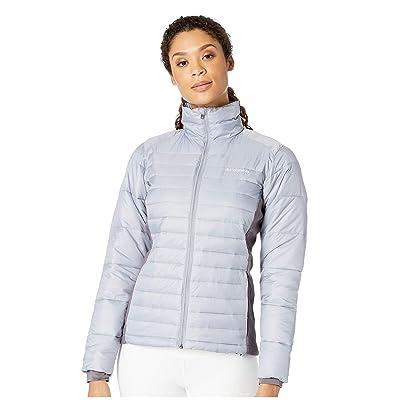 Columbia Powder Pillowtm Hybrid Jacket (Astral/Pulse) Women