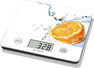 Digital Kitchen Scale Multifunction Nutrition Food Scale. Easy to Clean, Precision Measuring grams, ounces, and Lbs by The...