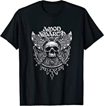 Viking Axe Shield Skull t-shirt men women