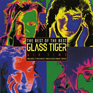 glass tiger i will be there