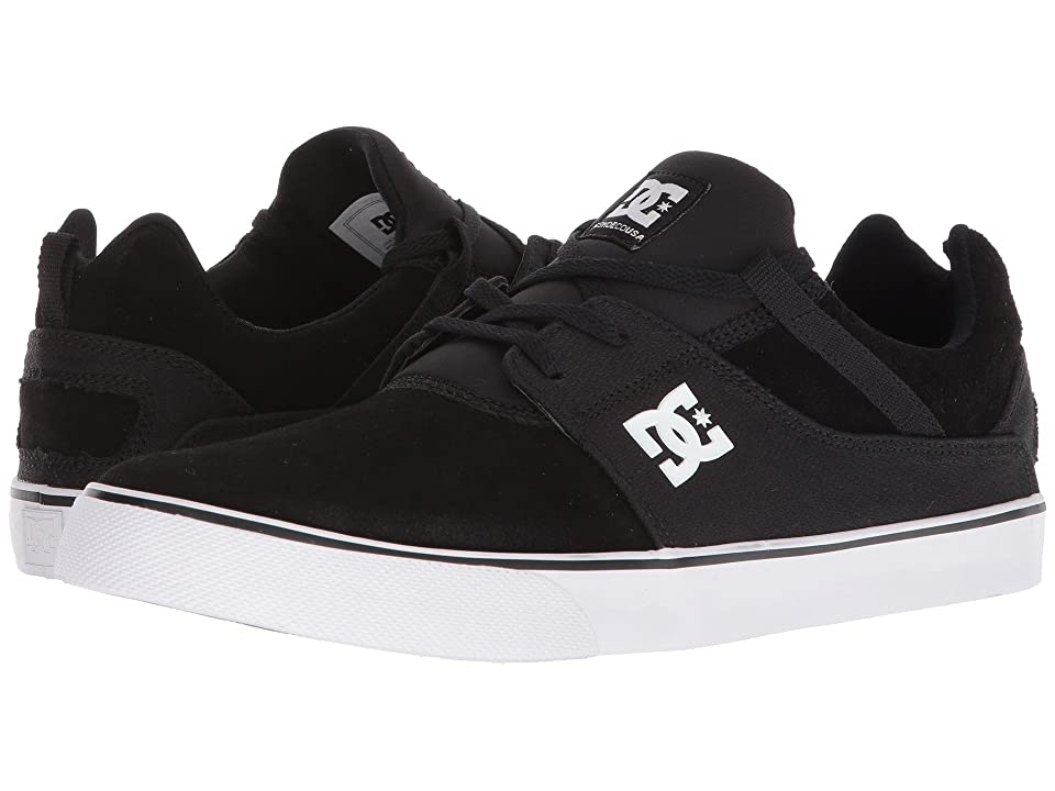 DC Heathrow Vulc SE (Black/Black/White) Men
