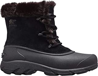 Sorel Snow Angel Lace Boot - Women's Black, 5.0