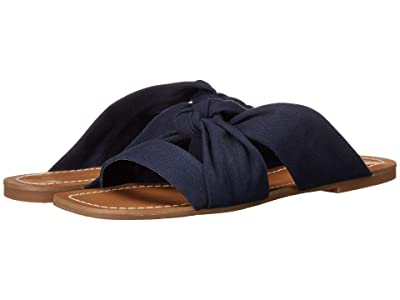 Splendid Alannis (Navy Canvas) Women