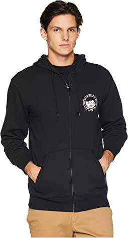 2018 VTCS Zip Hood Fleece