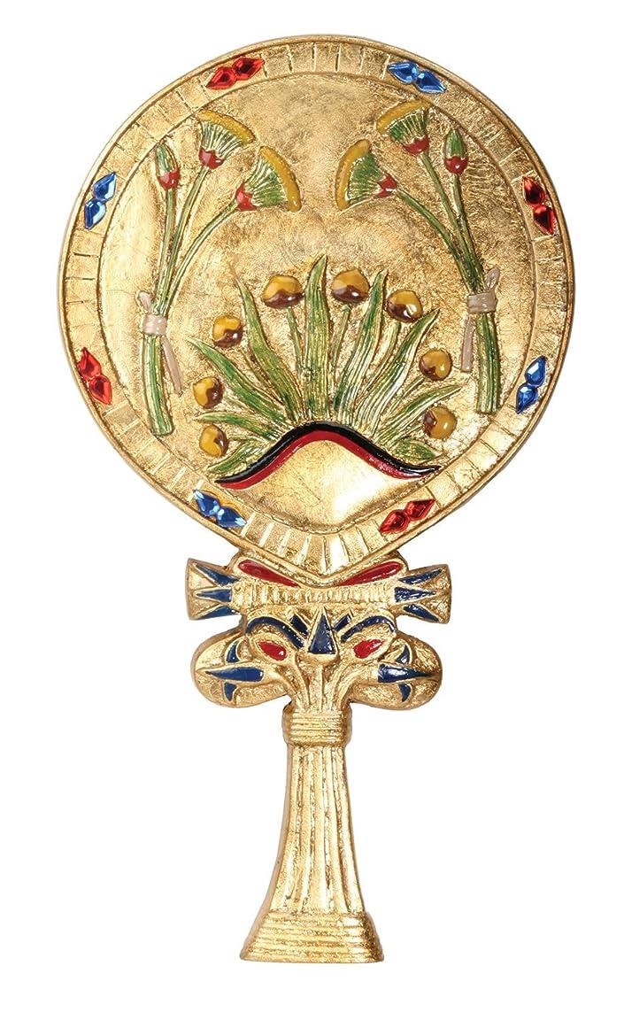 毛布熱大人YTC SUMMIT 5949 Egyptian Floral Hand Mirror - C-16