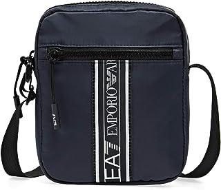 Emporio Armani TRACOLLA Y4M183 YLO7E 82720 BLU: Amazon.it