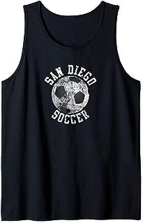 San Diego Soccer Tank Top