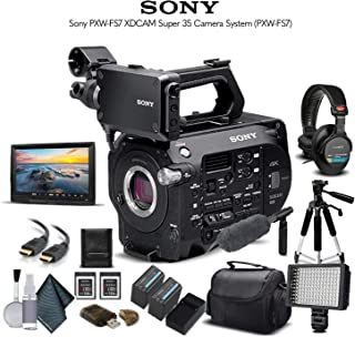 Best sony fs7 specs Reviews