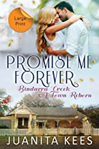 Promise Me Forever: Large Print