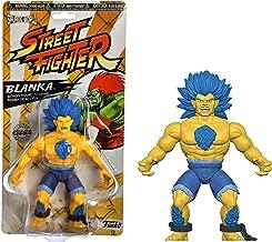 Funko Blanka (Chase Edition) Savage World Mini Action Figure + 1 Video Games Themed Trading Card Bundle [37829]