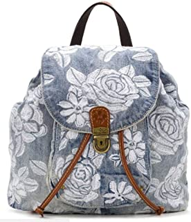 Patricia Nash Womens Casape Backpack