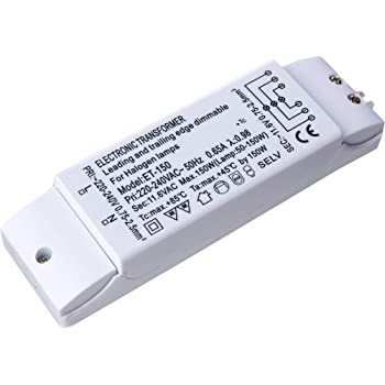 230-240 V, 15,3 cm, 54 mm, 36 mm, 185 g Transformador de luz Osram HTM Apto para uso en interior