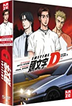Initial D - Intégrale Extra Stage 2 (OAV) + Fifth + Final Stage [Francia] [DVD]