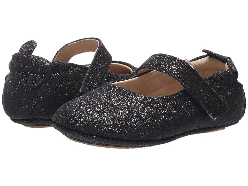 Old Soles Gabrielle (Infant/Toddler) (Black Glam) Girls Shoes