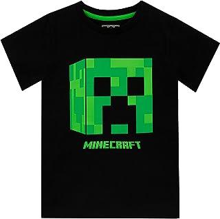 Minecraft Jongens T-Shirt Creeper