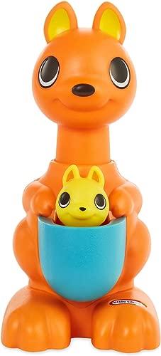 Little Tikes Fantastic Firsts Peeky Pals Kangaroo Press & Hop Toy