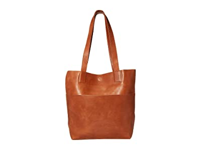 ABLE Solome Tote (Whiskey) Tote Handbags