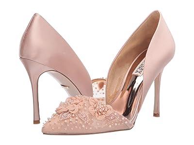 Badgley Mischka Ophelia (Soft Blush) High Heels