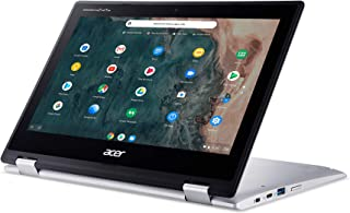 "Acer Chromebook Spin 311, Laptop met touchscreen van 11.6"" HD IPS (Intel Celeron N4100, 4GB RAM, 32GB eMMC, UMA, Chrome O..."