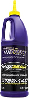 Royal Purple ROY01301 MAX GEAR 75W140, 1 quart