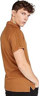 Iconic Men's 2300544 MALDIVES Polo Shirt, Brown