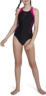 Speedo Girl's Boom Splice Muscle Back' Swimsuit