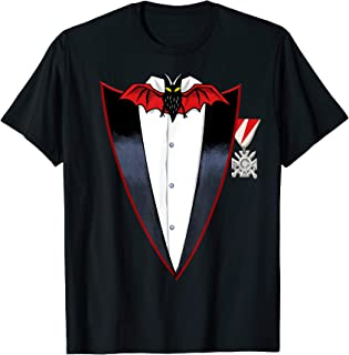 Realistic Dracula Tuxedo - Instant costume T-Shirt