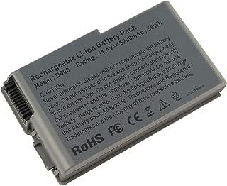 New 3R305 Laptop Battery for Dell Latitude D600 D610 D500 D505 D510 D520 D530 PP05L PP11L d605 6Y270 1X793 Notebook Battery Replacement