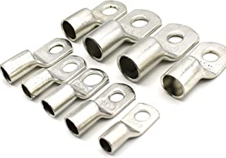 auprotec Cosses tubulaires /Ø des trous de 70/mm/² M10/unisoli Erte connecteur SC C/âble en cuivre /étam/é