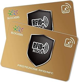 Papel de Bloqueo RFID – Antirrobo 2020 – Protección RFID de Tarjetas de crédito – El Bloqueo RFID te Protege del Robo de T...